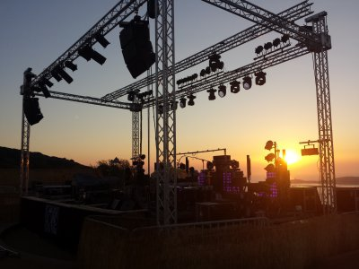 Cargese Sound System 2015